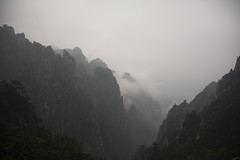 Huangshan (arnd Dewald) Tags: china mist mountain nature berg fog nebel natur    huangshan anhui   arndalarm westsea zhnggu mg497664k7co20sh20wh20eklein