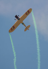 QIAS 2016 - Jelly Belly (Jay:Dee) Tags: kent pietsch airshows interstate cadet aerobatics flight flying aviation 2016 qias quinte international air show airshow cfb trenton candian forces base