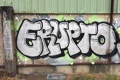 Erupto (Psychedelic Wardad) Tags: portland graffiti sws d30 gtb erupto dirty30 vts a2m erupto327