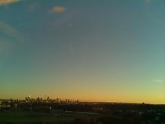 Sydney 2016 Jun 24 07:13 (ccrc_weather) Tags: sky outdoor sydney earlymorning australia automatic kensington unsw jun weatherstation 2016 aws ccrcweather