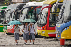 General Photos - Philippines (Asian Development Bank) Tags: school bus education philippines phl pasay transporation ncr