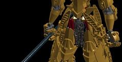 Ornstein Preview 2 (---//?//---) Tags: souls dark moc dragonslayer ldd ornstein