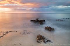 Winter Peace (Images by Ann Clarke) Tags: clouds pastel coastal southaustralia eyrepeninsula pointboston june2016 winterwwwimagesbyannclarkecomau
