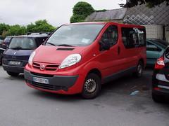 Nissan Primastar dCi 115 phase II Minibus 2006-14 (chrispit1955) Tags: nissan van minibus trafic vivaro primastar