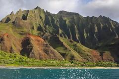 napali (Polybozologist) Tags: hawaii kauai napali kalalua