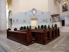 P5310279 (photos-by-sherm) Tags: vienna art church architecture modern austria memorial catholic charles secession karl nouveau borromeo lueger