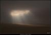 Une lumière dans le désert (HimalAnda) Tags: light sun sahara clouds soleil ray desert lumière egypt rayon nuages désert égypte eos400d canoneos400d stéphanebon
