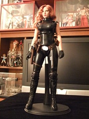 Custom 1/6 Star Wars Mara Jade (kengofett) Tags: female star jade mara figure 16 wars custom universe kitbash expanded