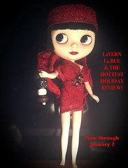 LaVern La Rue & The Holiday Review!