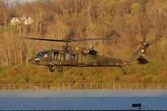 US Army UH-60A 88-26056 at KLUK (Lunken Spotter) Tags: sunset ohio plane airplane evening flying spring airport chopper cincinnati aviation military airplanes flight sunsets helicopter planes oh arrival blackhawk airports copter rotary s70 springtime luk rotor usarmy arriving sikorsky planespotting usmilitary lunken kluk uh60a municipalairport copters lunkenairport h60 uh60ablackhawk rotarywing aviationphotography lunkenfield cincinnatimunicipalairport s70a ohionationalguard southwestohio ohioarmynationalguard sikorskyblackhawk ohioaviation sikorskyuh60blackhawk sikorskyuh60ablackhawk 8826056