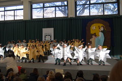 Colegio Orvalle - fiesta de navidad de infantil (14)