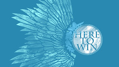 HereToWin (Matthew R photography) Tags: photoshop graphicdesign here illustrator win vector