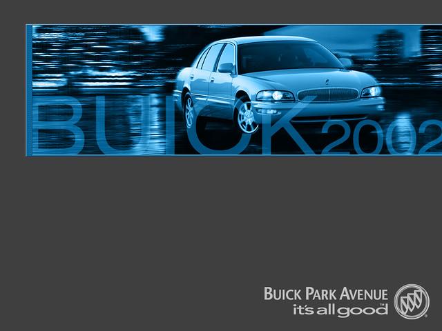 park 2002 buick avenue