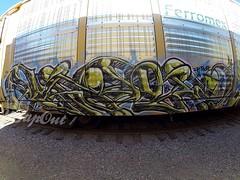 KERA (UTap0ut) Tags: california art cali train graffiti paint rail spray socal cal graff freight autorack utapout
