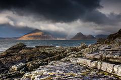 Elgol Isle of Skye Isle of Skye (Digit@l Exposure) Tags: vacation holiday mountains west skye coast scotland highlands cuillins isle elgol