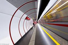 U-bahn #1 (Vienna) (renan4) Tags: vienna wien city trip travel austria nikon europe cityscape nikkor renan vienne autriche d800 gicquel 1635mmf4vr renan4