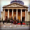 Le Panthéon à Noël, Paris, France... (7-bc) Tags: paris france pantheon ruesoufflot panth uploaded:by=flickstagram instagram:photo=88483780564020793017785338 instagram:venuename=ruesoufflot2cpanthc3a9on instagram:venue=532015530