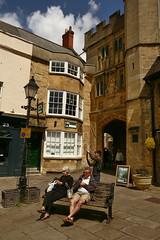 Wells, Market Place, 25 (Clanger's England) Tags: england house shop wells somerset et ebb wbi gradeiistarlistedbuilding wwwenglishtownsnet lbs483431