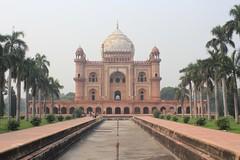 Delhi, Tomb of Safdarjung (Arian Zwegers) Tags: india sandstone delhi tomb mausoleum marble charbagh newdelhi mughal safdarjungstomb 2013 safdarjung charbaghgarden tombofsafdarjung
