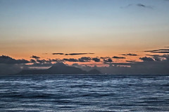Sunrise over Foula, Shetland Isles, Scotland (David Alexander Elder) Tags: cruise november david sunrise lights scotland search elder fred alexander northern shetland olsen boudicca foula 2014 in