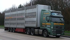 Chris Waite (CW60COW) (KS Transport Photography.) Tags: volvo hull garrisonroad a63 fh16 volvofh16 chriswaite cw60cow