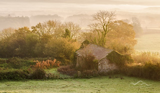 Brimley Bronzed Barn