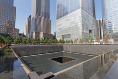 Ground Zero (Franck Schneider) Tags: world road new york city nyc newyorkcity trip usa newyork apple canon french photography eos one vacances us photo big flickr photographer angle state worldtradecenter wide award ground roadtrip center best september empire 7d wtc trade vacancy zero bigapple septembre pomme 2014 grosse frenchphotographer grossepomme oneworldtradecenter