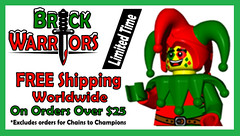 Holiday Gift Guide From A-Z: T is for Treat Yo' Self! (MandaBW) Tags: christmas holiday toys lego free elf gift presents guide shipping elves minifigure brickwarriors