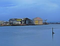 Finishing (Bricheno) Tags: river scotland riverclyde clyde mod glasgow escocia cranes shipyard bae szkocja schottland scozia cosse scotstoun baesystems  yarrows esccia   bricheno scoia