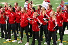 Panasonic FZ1000,  College Cheerleaders, McGill, Montréal, 18 October 2014 (144) (proacguy1) Tags: montréal mcgill collegecheerleaders panasonicfz1000 18october2014