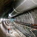 Underground Exploratory Studies Facility at Yucca Mountain