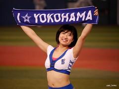 diana Kazuki / Yokohama Stadium (zaki.hmkc) Tags: baseball cheer kazuki  diana2014 diana denabaystars