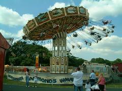 DSCF1955 (foggyray90) Tags: fairground roundabout sthelens sherdleypark sthelensshow