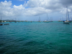 Caribbean life.