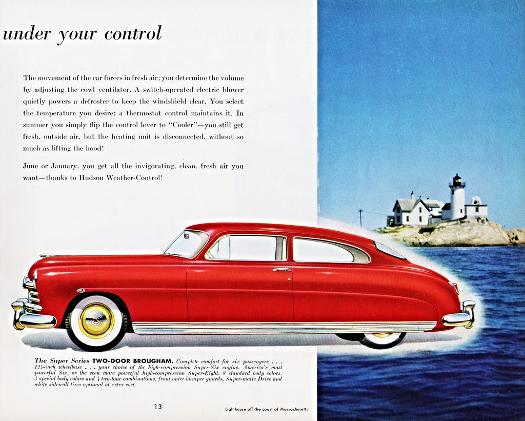 The Worlds Best Photos Of 1950 And Brochure Flickr Hive Mind Hudson Wiring Diagram Super Series Two Door Brougham Aldenjewell Tags