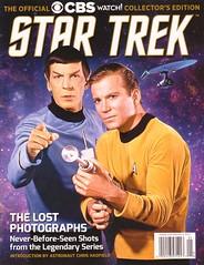 "Star Trek ""Collectors"" Edition (atjoe1972) Tags: original startrek never magazine fan tv geek photos spock scifi series 1960s enterprise seen captainkirk specialedition drmccoy atjoe1972"