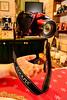 Levitating Nikon P520 (S.D.Austin) Tags: camera red coolpix levitating nokon levitazione p520