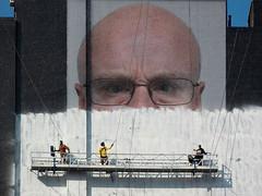 Building Painters (Leo Reynolds) Tags: webthing photofunia xleol30x xxx2015xxx