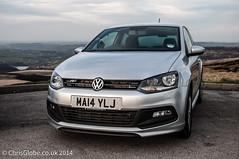 MA14 YLJ | Volkswagen Polo (Chris Globe) Tags: ford volkswagen fiesta swift suzuki polo holmemoss fiestazetecs fordfiesta volkswagenpolo suzukiswift swiftsport polorline