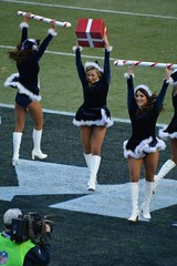 2014 Seahawks vs. SF 49ers game (NBWaller) Tags: seattle football francisco cheerleaders nfl 49ers seahawks seattleseahawks fans seagals san nationalfootballleague centurylinkfield 49ers