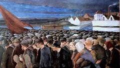 IMG_3508H Eugne Laermans. 1864-1940. (jean louis mazieres) Tags: museum painting belgium belgique bruxelles muse peinture museo brussel peintres eugnelaermans musebruxelles