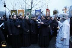 35. Праздник Богоявления в Святогорской Лавре