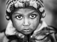 India - Varanasi (peo pea) Tags: portrait blackandwhite bw india portraits bn varanasi ritratti ritratto bianconero reportage
