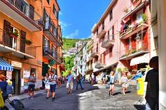 manarola in hdr (Rex Montalban Photography) Tags: italy europe cinqueterre manarola hdr italianriviera rexmontalbanphotography