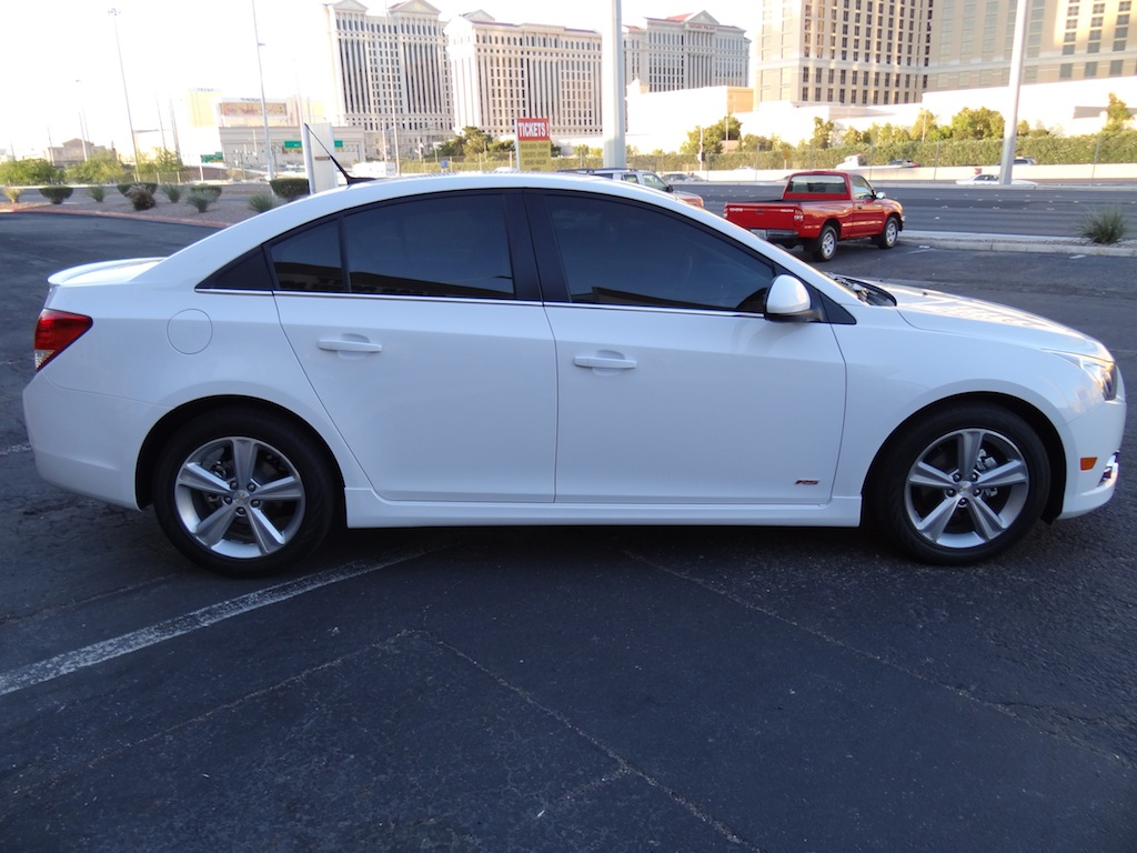 Chevy Cruze Hp 20 Window Tint