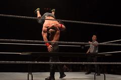 WWE House Show - Garrett Coliseum - 1/10/15