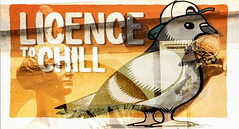 """""""LICENCE TO CHILL"""" IS OUT!! (Alberto Della Beffa) Tags: family skateboarding pigeons full crew skate turin skatespot lenght"""