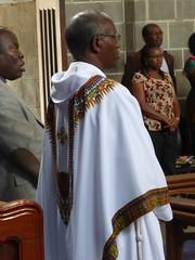 The Provost from All Saints' Cathedral Namirembe (prondis_in_kenya) Tags: church cathedral kenya nairobi uganda kampala provost vestment allsaintscathedral namirembe kitenge hotdryseason