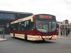342 YX54FWP on 57 (dearingbuspix) Tags: 342 eastyorkshire eyms yx54fwp