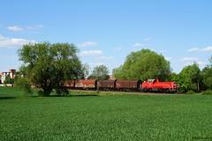 261 075 (Drehstromkutscher) Tags: train germany br eisenbahn railway zug cargo bahn trainspotting 261 deutsche railfanning baureihe gravita voith deisterbahn